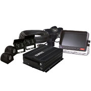 Durite 0-775-86 5 Camera Hd 8-ch Dvr And Cctv Kit Bx 1