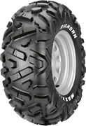 Maxxis Bighorn M917 Front Atv/utv Tire Only Sold Each 6-ply Radial 27x9r-12