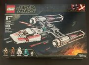 Lego Star Wars Resistance Y-wing Starfighter - 75249 - New Factory Sealed