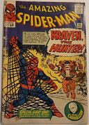 The Amazing Spider-man 15 Aug 1964 Complete Low To Mid Grade Nice+++