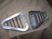 Austin Healey 3000 And 100/6 Rally Fender Vents