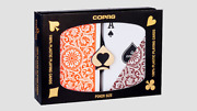 3 Pack Copag 1546 Plastic Playing Cards Poker Size Regular Index