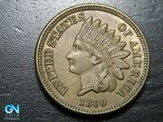 1860 Indian Head Cent Penny -- Make Us An Offer K1965