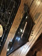 15 Honda Goldwing 1800 Left Side Cover Cowl Fairing With Emblem