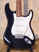 Fender Usa factory Special Run 70and039s Strat Matching Head Electric Guitar