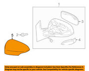 Toyota Oem 12-16 Prius C Door Side Rear View Mirror-cover Right 8791552170a0