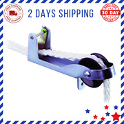 Lift And Lock Compact Zinc Plated Anchor Line Control Durable Compatible Reliable