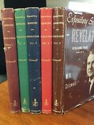 Expository Sermons On Revelation By W.a. Criswell Full Five Volume Set