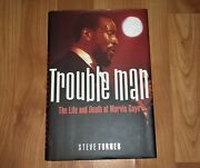 Trouble Man The Life And Death Of Marvin Gaye 2000, Hardcover Steve Turner