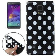 Telephone Bumper Cover Frame Case For Mobile Phone Samsung Galaxy Note 4 Black
