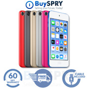 Apple Ipod Touch 6th Gen 🍎 32 128gb Bluetooth 4 Lcd Display Mp3 Player 🎵