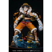 Dress Onepiece Log Collection Monkey Luffy Figure
