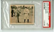 1948 Swell Babe Ruth Story Psa Nm 7 Card 26 Babe Ruth William Bendix Pop 1 Of 4