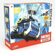 🔥new Fortnite Battle Royale Collection Bus 2-figures Funk Ops And Burnout Kid Toy