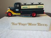 Amerada Hess-1982-the First Hess Truck-in Original Box-never Been Played With