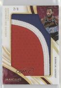 2019-20 Panini Immaculate Jersey Number /9 Andre Drummond Jp-adr Jumbo Patch