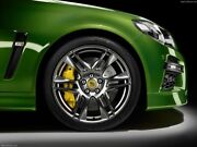 4x New Holden Hsv Gts 20andrdquo Vf Ve Wheels Blade Shadow Chrome Staggered Kumho Tyres