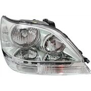 Headlight For 99 2000 2001 2002 2003 Lexus Rx300 Right Hid With Bulb