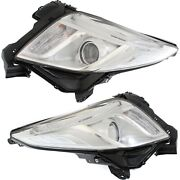 23397810, 23397811 New Driver And Passenger Side Hid/xenon Lh Rh For Cadillac Xts