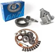 1993-2006 Ford 10.25 10.5 Grizzly Locker 4.56 Ring And Pinion Elite Gear Pkg