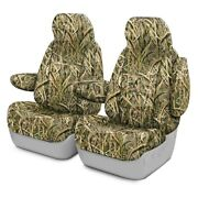 For Chevy Uplander 05-07 Seat Covers Mossy Oak Camo 1st Row Shadow Grass Blades