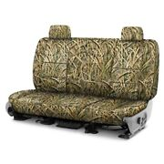 For Lincoln Aviator 03-05 Seat Covers Mossy Oak Camo 3rd Row Shadow Grass Blades