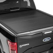 For Toyota Tacoma 16-19 Powertraxpro Mx Hard Automatic Retractable Tonneau Cover