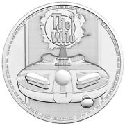 2021 Great Britain 1 Oz Silver Music Legends The Who Bu - In Stock