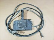 Mercury Outboard Side Mount Controller - 8 Pin Controls