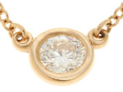 And Co. Precious Metal Jewel Necklace By The Yard Pendant No.9048
