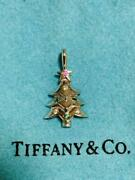Authentic And Co. White Gold Christmas Tree Charms Free Shipping No.6654