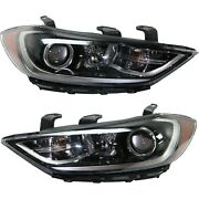 92101f2300, 92102f2300 New Driver And Passenger Side Hid/xenon Lh Rh For Elantra