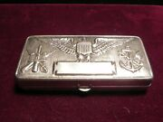 Nice World War I Government Issue Military Service Gillette Safety Razor Kit