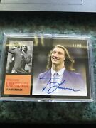 2021 Topps X Trevor Lawrence Lot Auto 1962 Rc 10/99+unopened Box+open Boxandcards