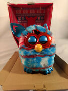 Furby Boom Holiday Festive Sweater Edition Plush Children Toy Hasbro With Box