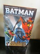 Dc New Sealed Batman The Rise And Fall Of The Batmen Omnibus Hc