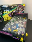 Batman Forever Working Condition Electric Pinball Game In Original Box