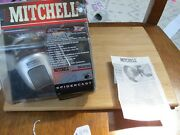Mitchell Sc200 Spidercast Fishing Reel Made In Usa Lot16996