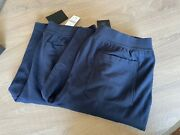 Lot Of Two New Atm Anthony Thomas Melillo Am5001 Blue Xl Shorts Mens Nwt Wow