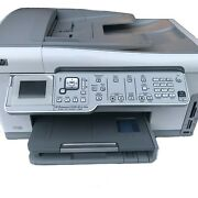 Hp Photosmart C6180 All-in-one Printer Fax Scanner Copier Works Great
