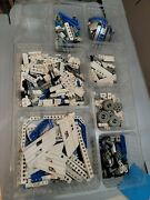 Lego Mindstorms Droid Developer Kit 9748 Incomplete For Replacement Parts Only