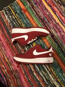 2003 Womens Nike Air Force 1 Valentines Day Vday 7.5 Vintage Rare