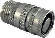Garden Hose Adapter, Stainless Steel Pipe Fittings Npt Sch 40 Ss Sus304