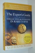 Guide Collecting And Investing In Rare Coins - Q. David Bowers 655 Pg Hb W/dj 2005