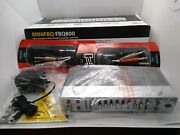 Behringer Minifbq Fbq800 Ultracompact 9-band Graphic Equalizer -extras Free Ship