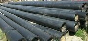 Ips 20 Dr11 50and039 Sections Hdpe Black Plastic Pipe Sold Separate B197.5ga