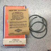 New Oem Briggs And Stratton Antique Engine Model A 8 9 H 290820 Piston Ring Set