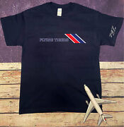 Flying Tigers Cargo Airlines Boeing 747 Crew Logo T-shirt Size Smlxlxxl