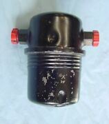 Rare Nos Ford Thunderbird Fairlane Fuel Filter Canister Y Block 312