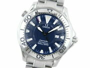 Omega Menand039s Watches Seamaster Professional 2265.80 Previously Owned No.4242